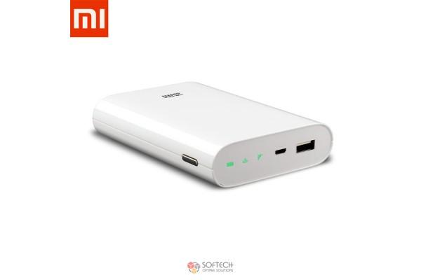 Внешний аккумулятор ZMI 4G Modem + Power Bank 7800 mAh