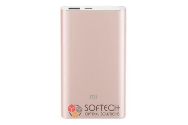 Внешний аккумулятор Xiaomi Mi Power Bank 10000 mAh Pro (Type-C)