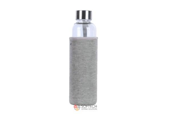 Бутылка для воды High Cup + чехол 500ml