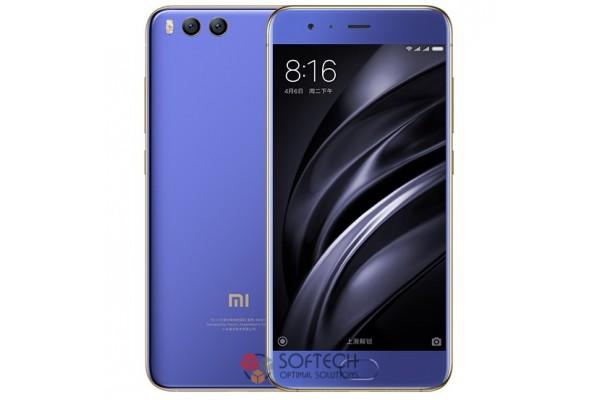 Смартфон Xiaomi Mi6 (6+128) Blue