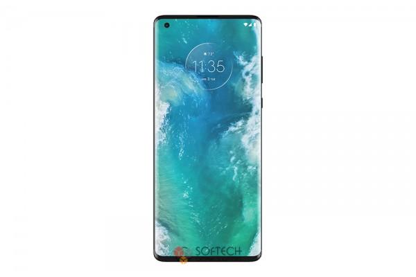 Смартфон Motorola Edge Plus (12+256) EU