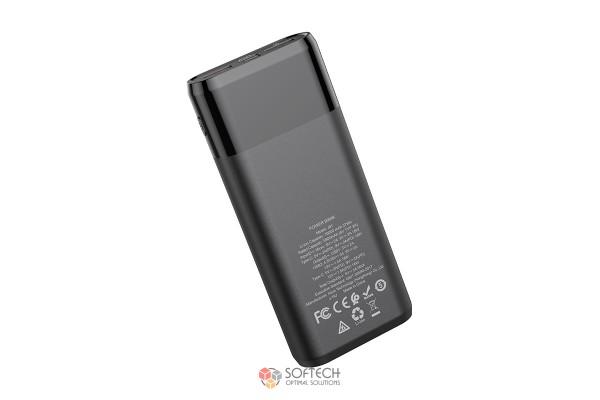 Внешний аккумулятор Power Bank Hoco 10000mAh J61
