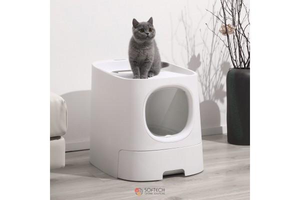 Умный лоток для кошек Homerun Smart Cat Litter Box