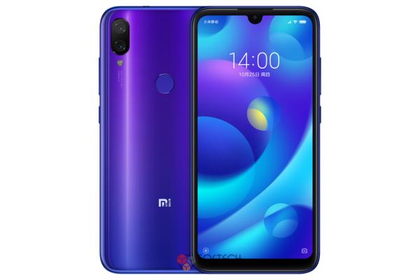Смартфон Xiaomi Mi Play (4+64) EU