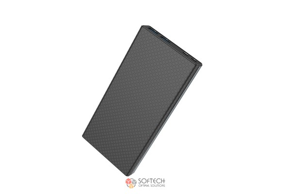 Внешний аккумулятор Hoco B39 Magic Stone PD QC3.0 30000mAh