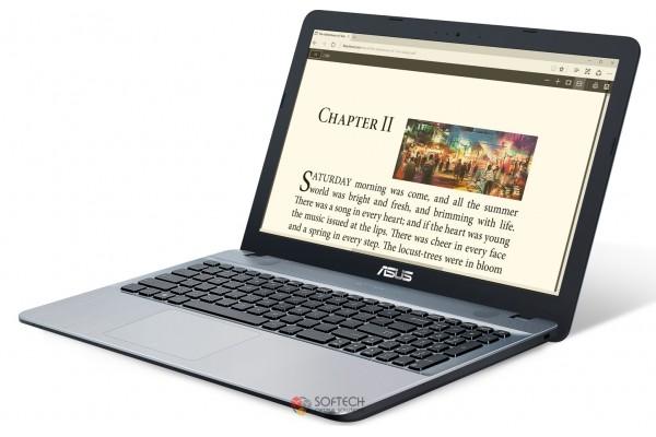 Ноутбук ASUS Vivobook X541S Quad Core N3710/Intel HD Graphics 405 (2+500GB HDD)