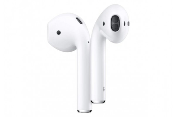 Беспроводные наушники Apple AirPods 2 with Wireless Charging Case
