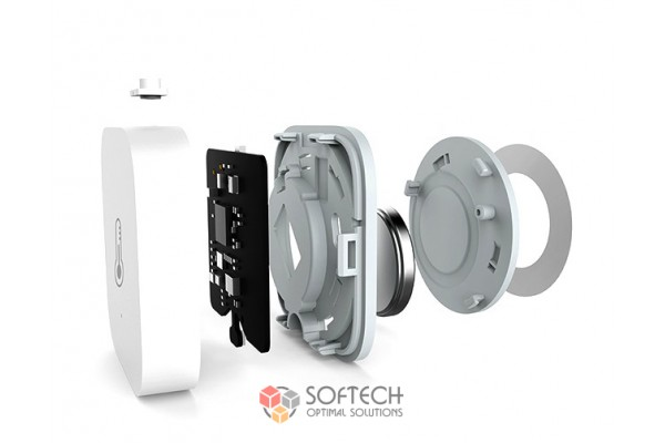 Датчик температуры и влажности Xiaomi Aqara Sensor Zigbee для Mi Smart Home