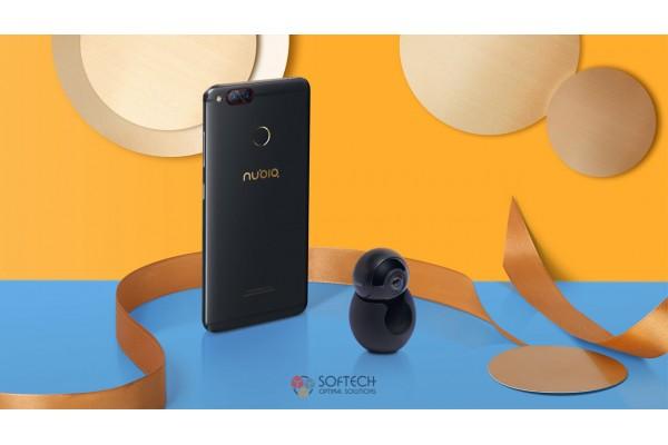 Смартфон ZTE Nubia Z17 mini (6+64)