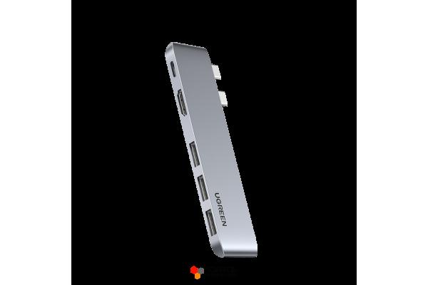 Универсальный адаптер UGreen Dock Adapter (CM251/60559)