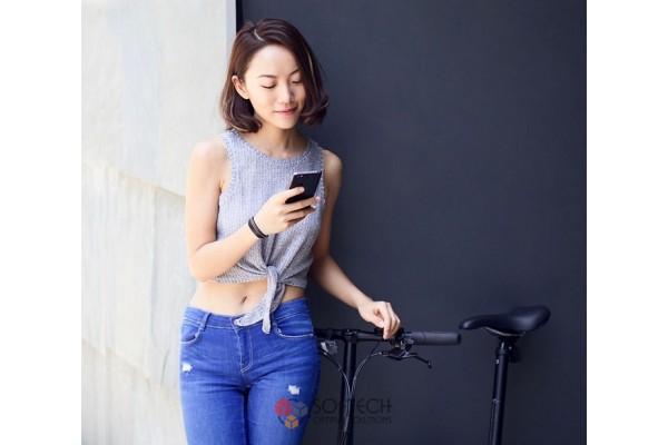 Складной электровелосипед Xiaomi QiCycle