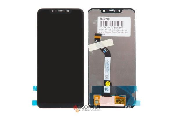 Сбор (сенсор+дисплей) Xiaomi Pocophone F1