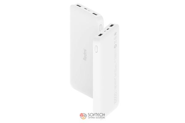 Внешний аккумулятор Xiaomi Redmi Power Bank 10000mAh