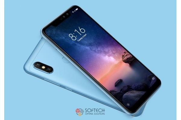 Смартфон Xiaomi Redmi Note 6 Pro (3+32) EU