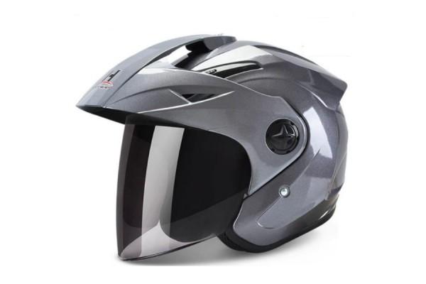 Шлем каска, с дополнительным визором