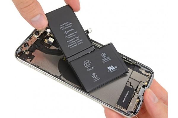 Замена аккумулятора батарейки