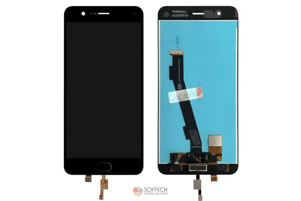Сбор (сенсор+дисплей) Xiaomi Mi note3 с отпечатком пальца