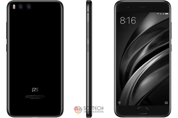Смартфон Xiaomi Mi6 Ceramic (6+128)