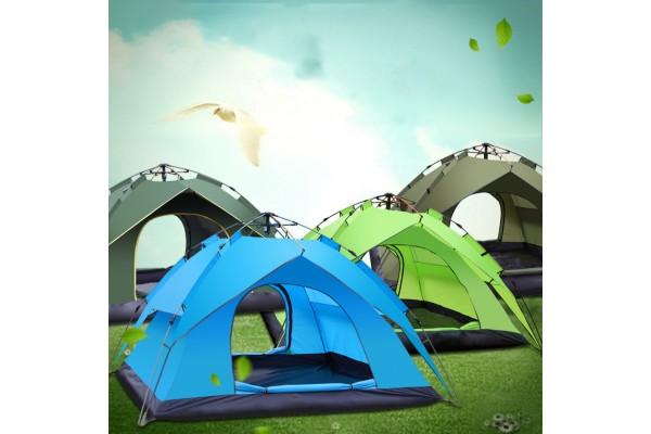 Палатка для кемпинга (KYZ-0021)