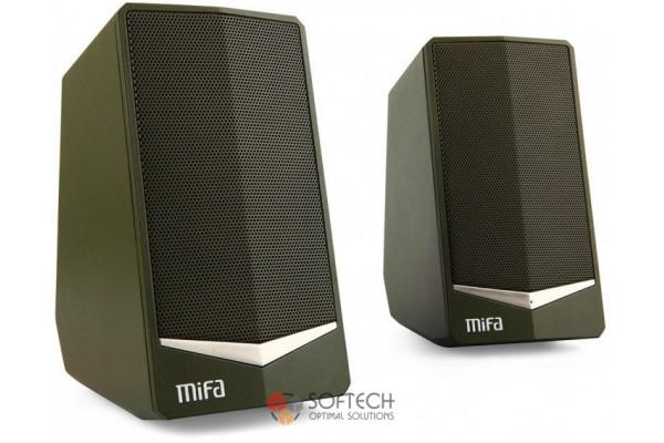 Портативная колонка Mifa X5 Desktop HIFI 2.0 Speaker