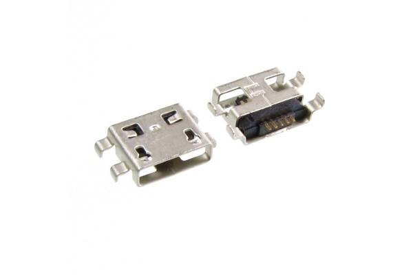 Micro USB разъём для зарядки Redmi note 4