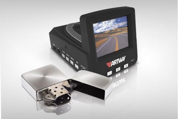 Видеорегистратор с радар-детектором Artway MD-101 GPS