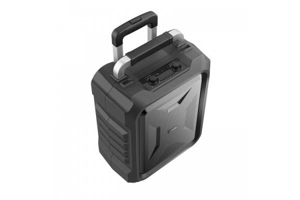Беспроводная караоке-колонка чемодан Hoco DS25