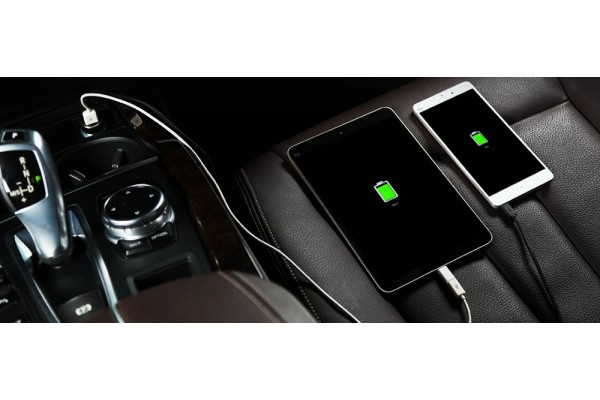 Авто зарядка Xiaomi Car Charger 2.0
