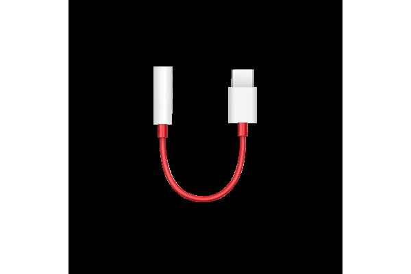 Переходник OnePlus Type-C на Mini-Jack 3.5 мм