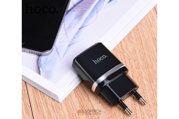 Зарядное устройство Hoco C12 Micro-USB