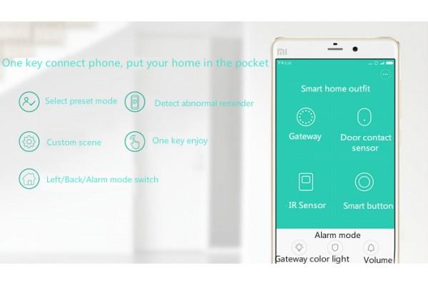 Блок управления Умного дома Xiaomi