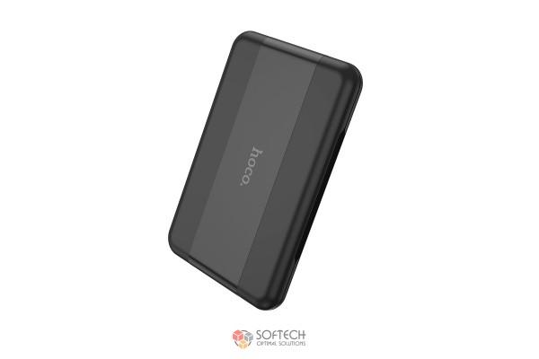 Кабель HOCO U86 6 в 1 с футляром для хранения (U86)
