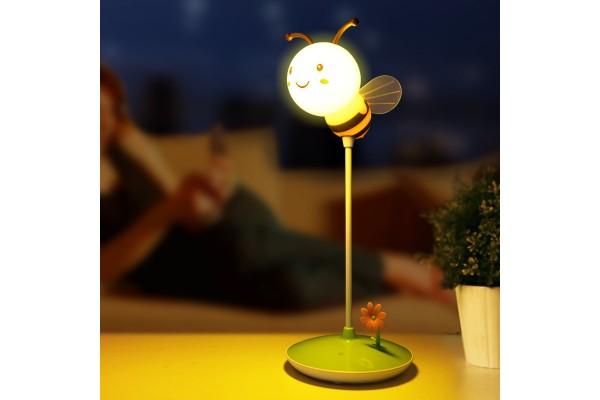 Ночной светильник в виде пчелки