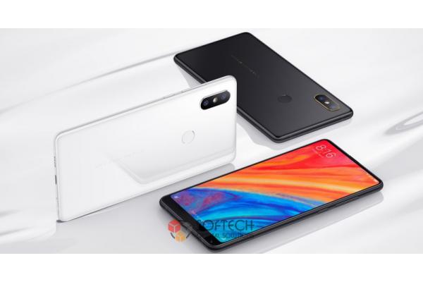 Смартфон Xiaomi Mi Mix 2s (6+64) EU