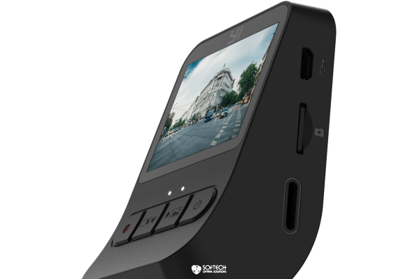 Видеорегистратор Xiaomi Yi Mini Dash Camera EU