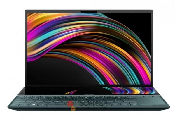 """Ультрабук Asus Zenbook Duo ScreenPad Plus 14"""" Intel Core i7-10510U/Intel UHD Graphics (8+512GB SSD)"""
