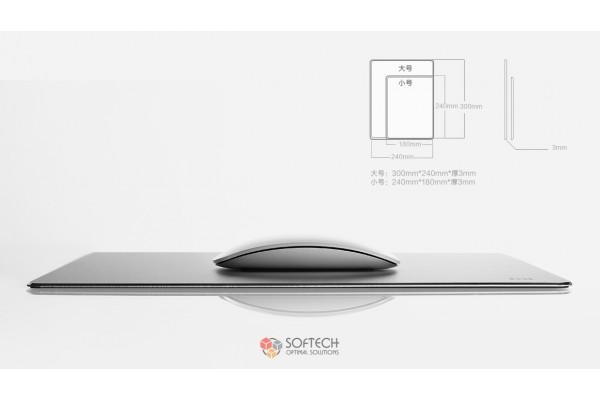 Алюминиевый коврик Xiaomi Mouse Mat (240x180)