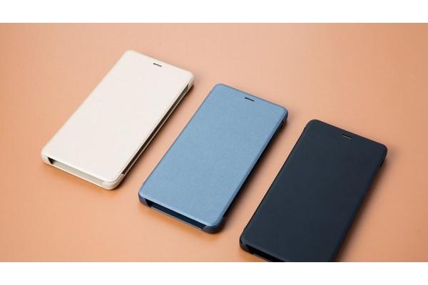 Фирменный чехол книжный для Xiaomi Redmi 4