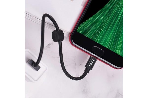 Кабель Hoco X35 Premium Micro-USB 0.25m