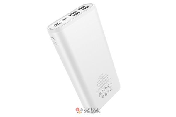 Внешний аккумулятор Hoco Led Table Lamp 30000mAh