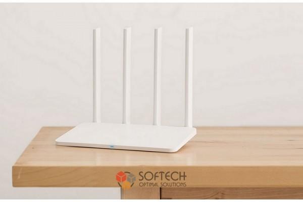 Роутер Xiaomi Mi Wi-Fi Router 3c EU