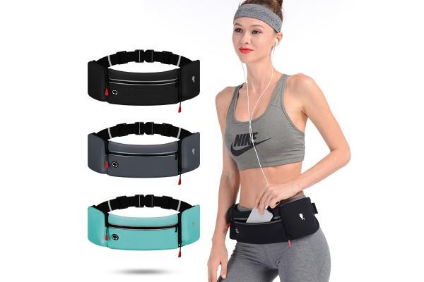 Пояс-сумка для фитнеса и бега