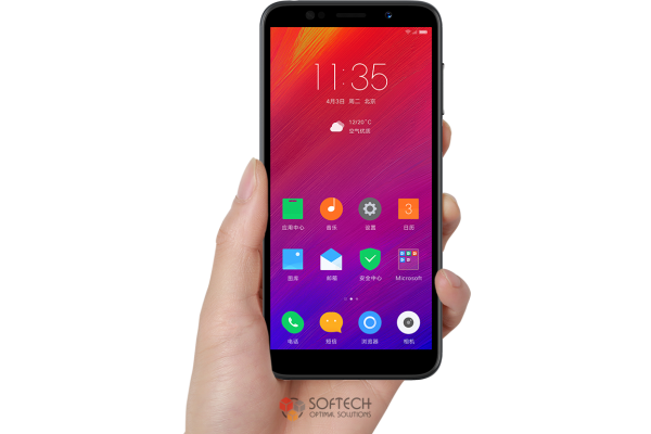 Смартфон Lenovo A5 (3+16) EU