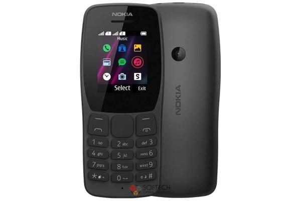 Кнопочный телефон Nokia 110 DS