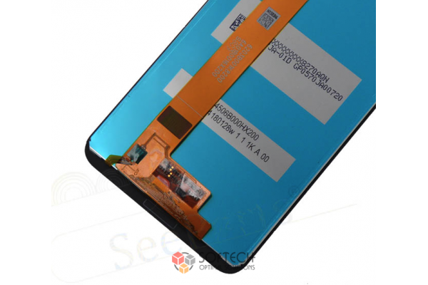 Сбор (сенсор+дисплей) Meizu M6s