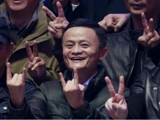 Alibaba бьёт все рекорды в День холостяков