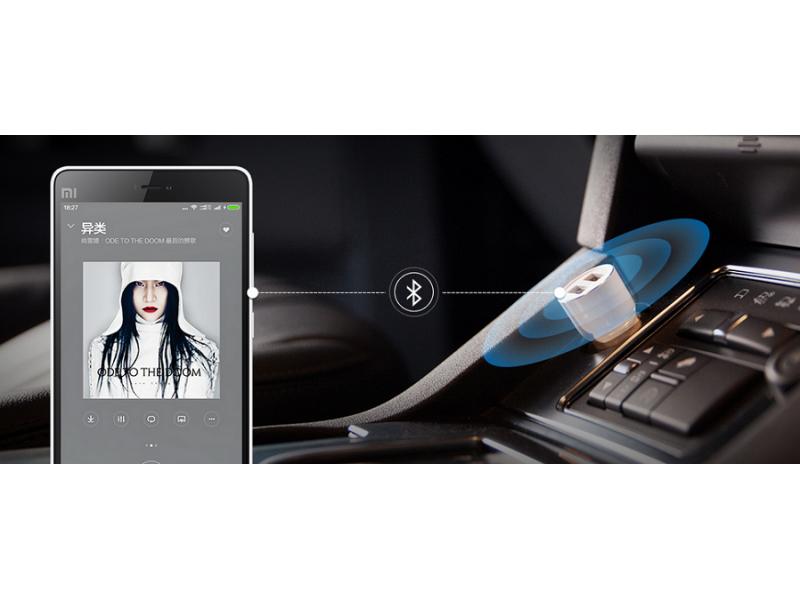 RoidMi 2s Bluetooth Car трансмиттер