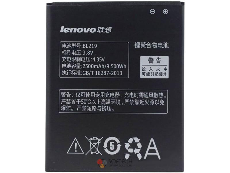 Аккумулятор для смартфона Lenovo A850+ 2d090cd1f8c20