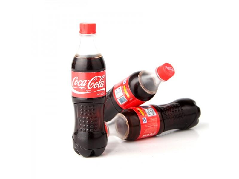 Зажигалка Бутылка Coca-Cola