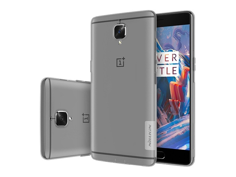 TPU чехол Nillkin Nature Series для OnePlus 3